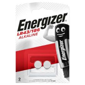 ENERGIZER Blister de 2 piles mini LR43/186 7638900393194 photo du produit