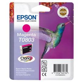 EPSON Cartouche Jet d'encre Magenta C13T08034011 photo du produit
