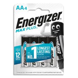 ENERGIZER Blister de 4 piles Max Plus AA E91 7638900423211 photo du produit