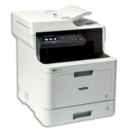 BROTHER Multifonction Laser 3 en 1 DCP-L8410CDW DCPL8410CDWRF1 photo du produit