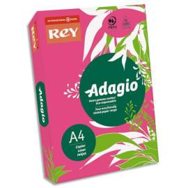 INAPA Ramette 500 feuilles papier couleur intense ADAGIO grenadine intense A4 80g photo du produit