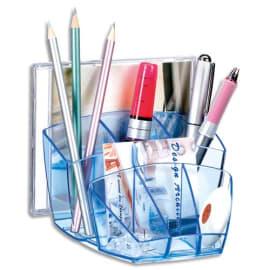 CEP Multipot 8 compartiments en polystyrène - Dimensions : L14,3 x H9,3 x P15,8 cm coloris Ici Blue photo du produit