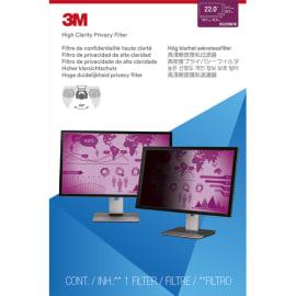 3M Filtre de confidentialité pour ordinateur fixe de 22 HC220W1B photo du produit