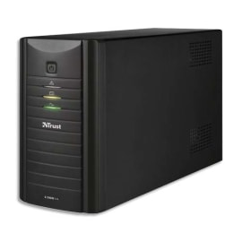 TRUST Onduleur Oxxtron Management ASI 1300VA UPS 4 prises 17679 photo du produit