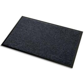 3M Tapis d'accueil Aqua Nomad 45 Noir double fibre gratante - Format : 90 x 150 cm épaisseur 5,6 mm 45003 photo du produit