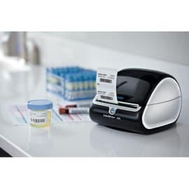 DYMO Rouleau de 320 étiquettes disquettes adhésif permanent 54x70mm S0722440 photo du produit
