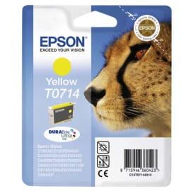 EPSON Cartouche Jet d'encre Jaune C13T071440 photo du produit