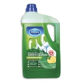 ALBIORE Bidon 5 kg de Liquide vaisselle mains concentré parfum Citron photo du produit
