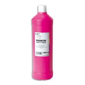 ART PLUS Gouache prête à l'emploi 1 litre Rouge primaire photo du produit