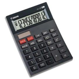 CANON Calculatrice de bureau 12 chiffres AS-120 4582B003 photo du produit