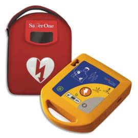 LABORATOIRES ESCULAPE Pack Complet Défibrillateur Saver One semi-automatique photo du produit