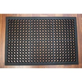 FLOORTEX Tapis anti-fatigue en caoutchouc. Dim. 80 x 120 cm photo du produit
