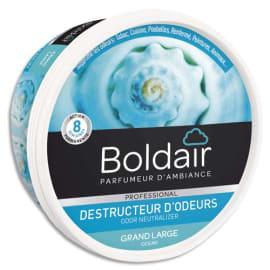 BOLDAIR Pot 300g Gel destructeur d'odeurs parfum grand large photo du produit