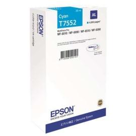 EPSON Cartouche Jet d'encre Cyan XL C13T755240 photo du produit