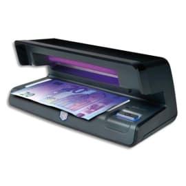 SAFESCAN Détecteur de faux billets 50 Noir - Dimensions : L20,6 x H10,2 x P9 cm photo du produit