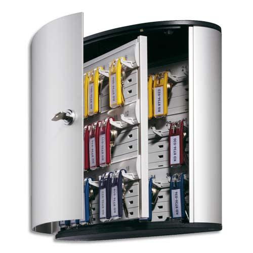 DURABLE Armoire à clés pour 36 portes clés extensible à 54 clés KEYBOX photo du produit Principale L