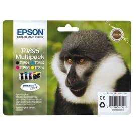 EPSON Multipack Jet d'encre singe C13T08954010 photo du produit