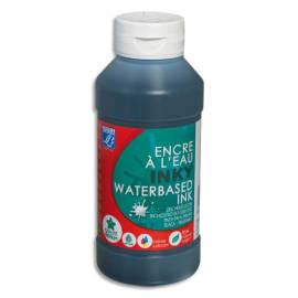 LEFRANC & BOURGEOIS Flacon de 250ml d'encre à dessiner couleur Bleu primaire photo du produit