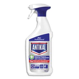 ANTIKAL Spray 750 ml Anti-calcaire Détergent détartrant pour les sanitaires parfum frais photo du produit