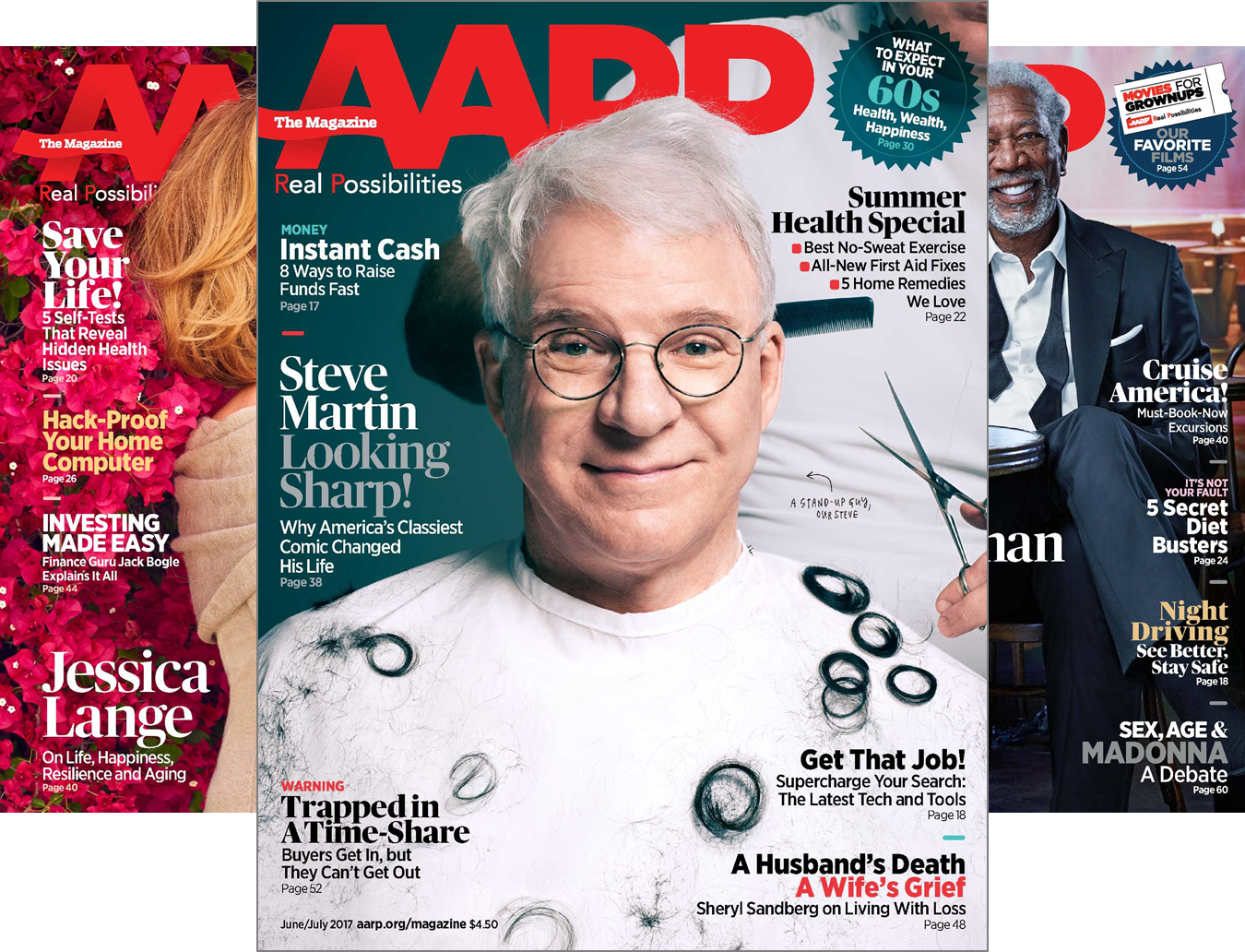 AARP The Magazine | Rates & Dates