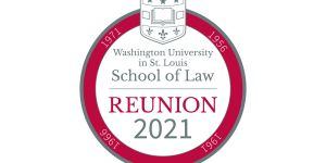 WashULaw Class of 1961 Reunion Giving