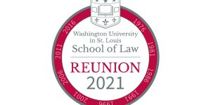 WashULaw Class of 1976 Reunion Giving