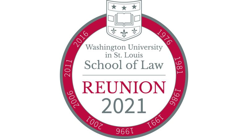 WashULaw Class of 1981 Reunion Giving