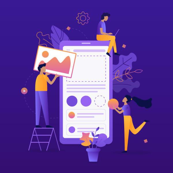 Custom app development