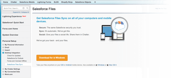 Files Sync and Share