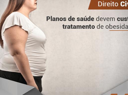 Planos de saúde devem custear tratamento de obesidade?