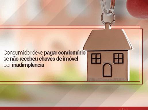 Consumidora reembolsada quanto às despesas condominiais