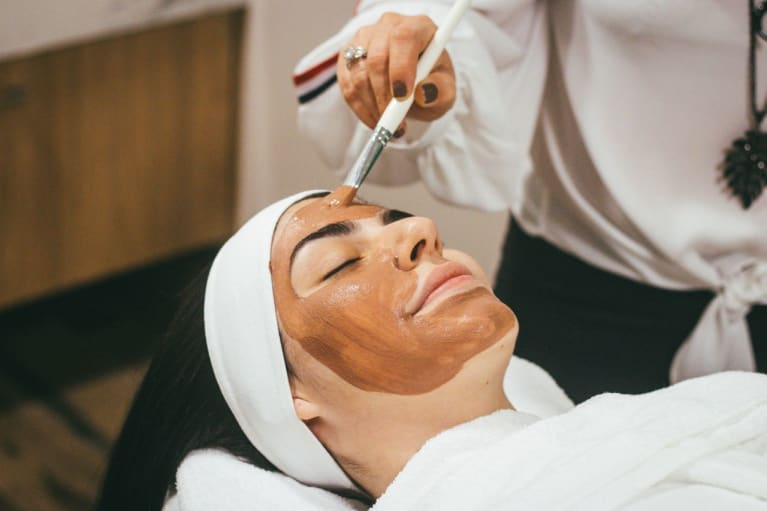 Here's What Happened When I Got A Facial During COVID-19