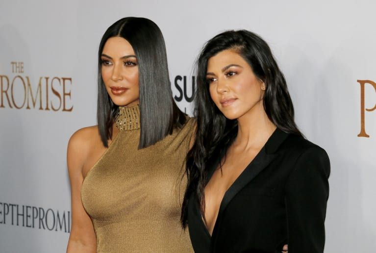 All About Kourtney Kardashian's PRP Injections For Hair Loss