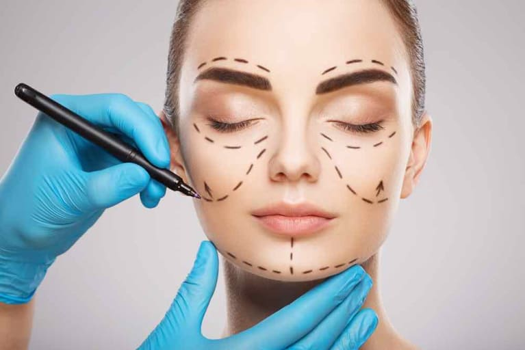 How To Reshape Your Face Without Plastic Surgery