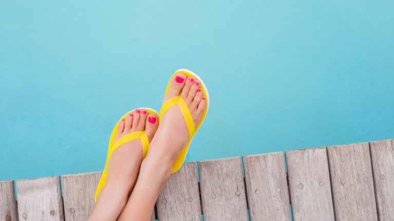 The Perfect Pedicure: The Best Treatments For Feet, Nails, and Toes
