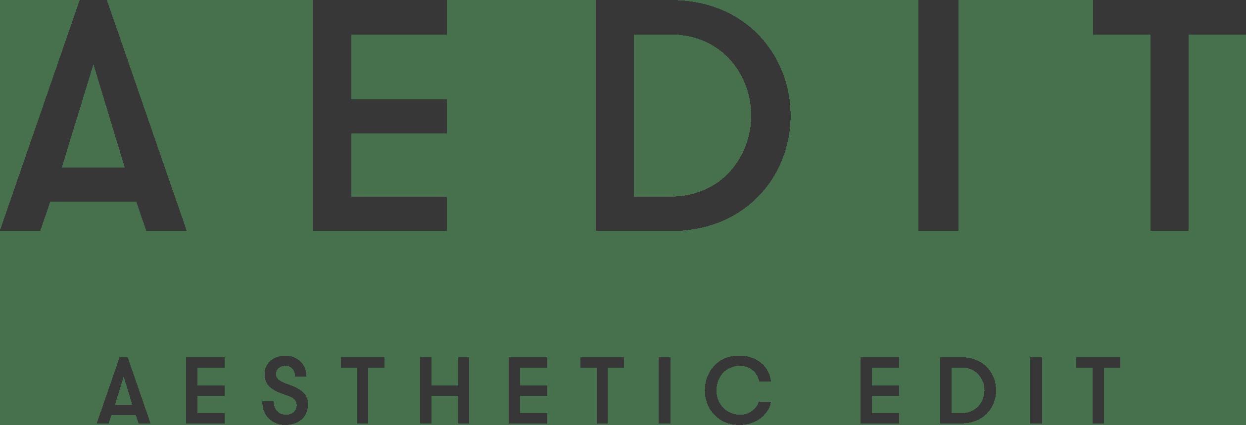 Aedit logo