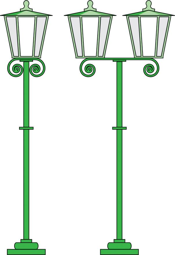 Восхищение, картинки фонарей уличных карандашом