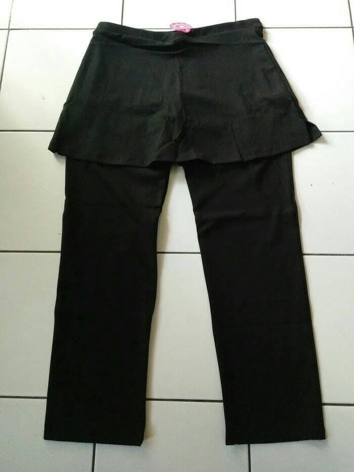 jual celana senam rok / celana   / celana olah raga / training muslima