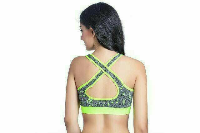 jual Bra Sport   Gym Fitnes / Sport Bra Yoga Senam Olahraga