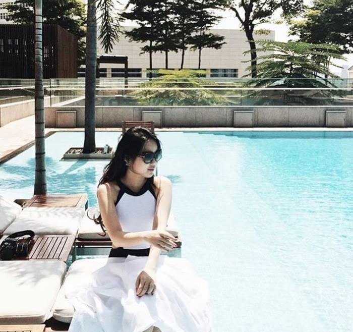 jual Bikini Monokini Swimsuit Swimwear Baju Renang   Murah Premium