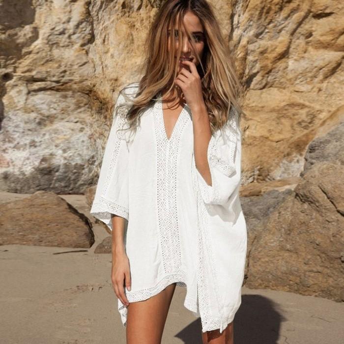 jual SERENITY BEACH TOP Bikini Outer Luaran Pantai Bra Kamisol Murah Kemben