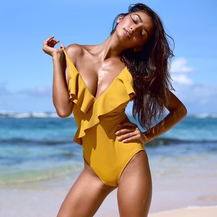 jual BIKINI Set Swimsuit Swimwear Bra Baju Renang   Lingerie Monokini