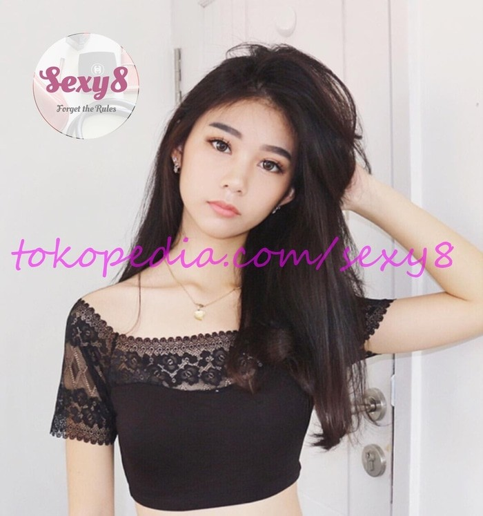 jual SEXY8 - Sabrina Lace Tanktop Sabrina Top BRA