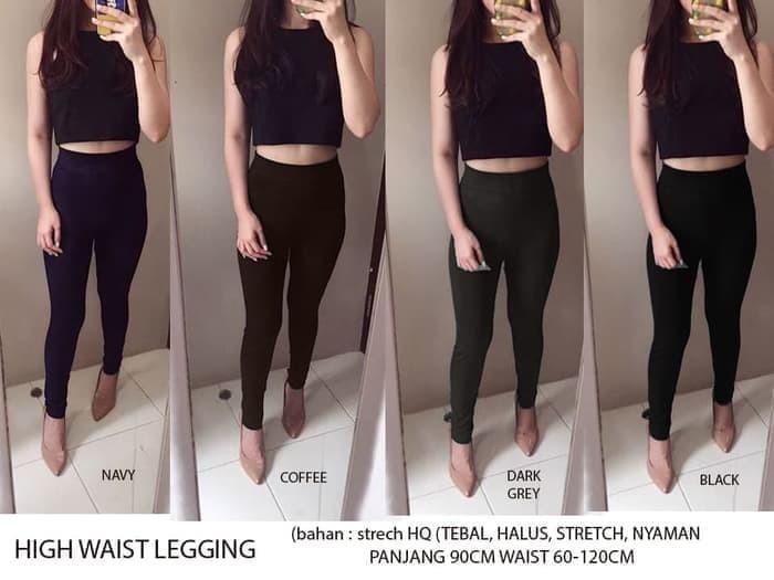 jual Celana Panjang Training Legging Wudhu