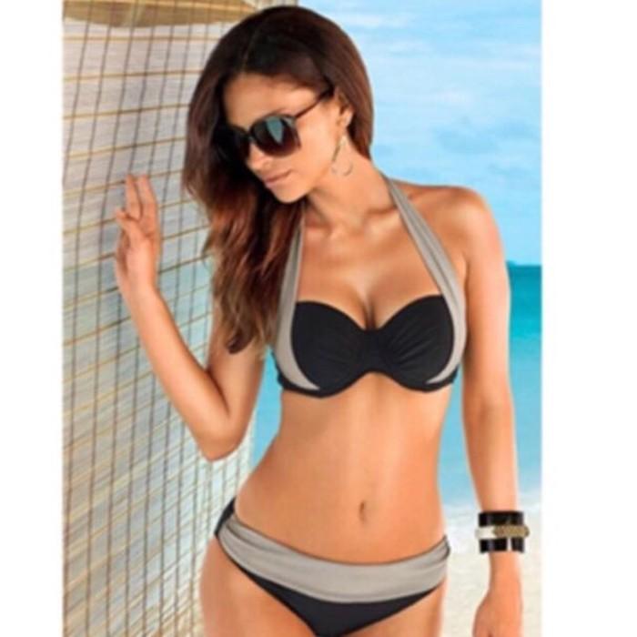 jual Bikini Secret Swimsuit Swimwear Baju Renang Lingerie Import Camisole