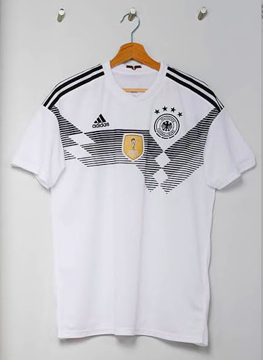 jual Jersey Germany Home NEW World Cup 2018 Grade ori - Putih, S