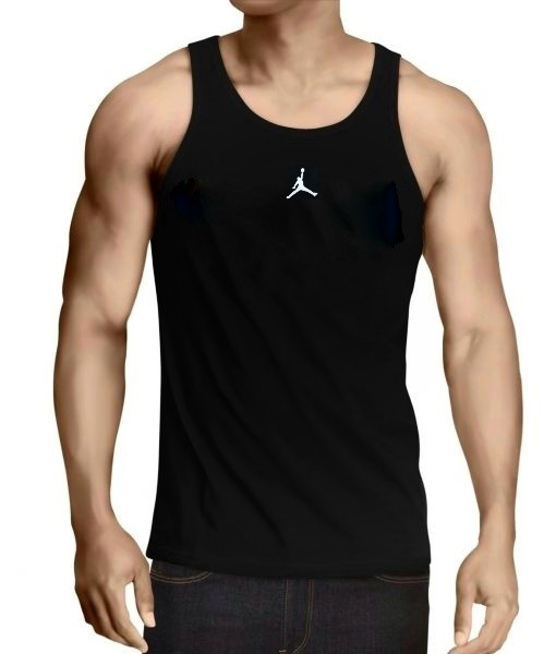jual kaos singlet NBA AIR JORDAN basket gym fitness olahraga