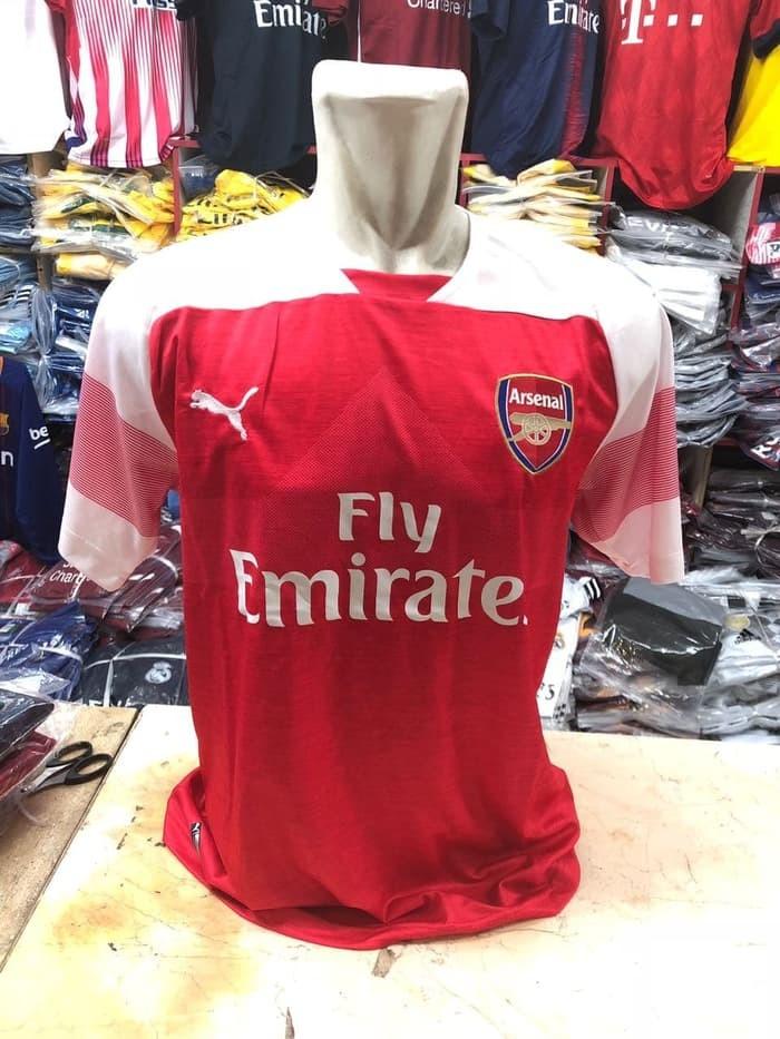 jual Jersey Arsenal Home BARU NEW 2018/2019 Grade ori