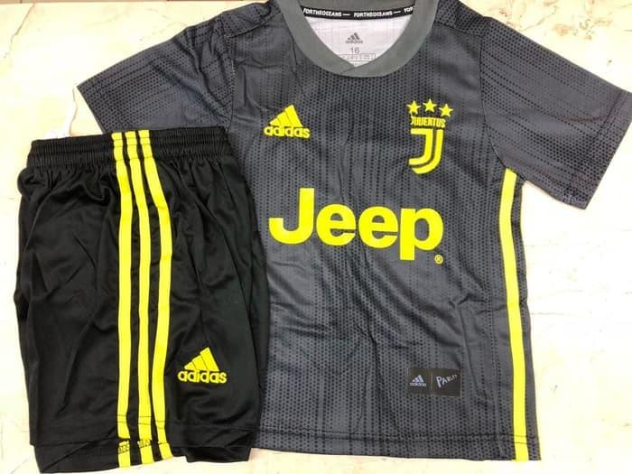 jual Jersey Kids Juventus 3rd BARU 2018/19 Grade ori official