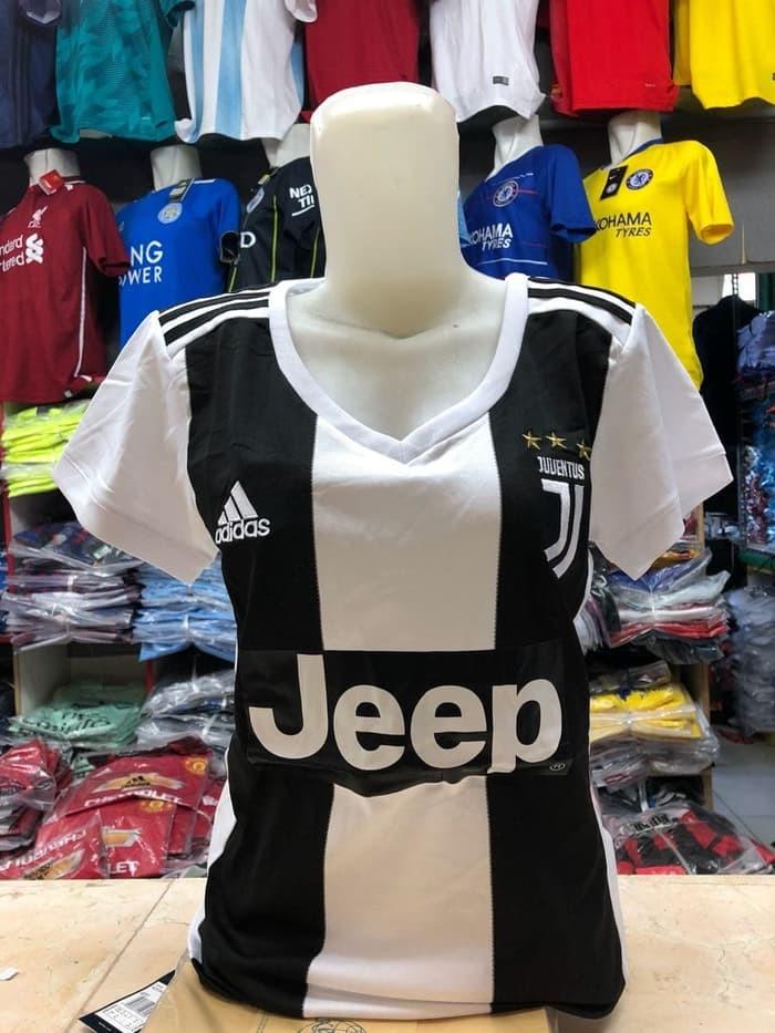 jual Jersey Ladies Juventus Home Baru 2018/2019 Grade ori official